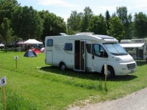 Camping car Hymer CL 674