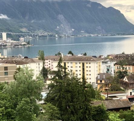Appartement de 3,5 pièces 117m2 à Clarens-Montreux