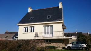 Maison familiale en Bretagne sud