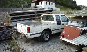 Opel campo 31TD  4x4 pickup