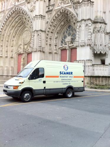 Déménagements romandie et France