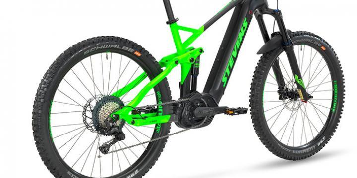 A vendre VTT E-Bike Stevens E-Maverick