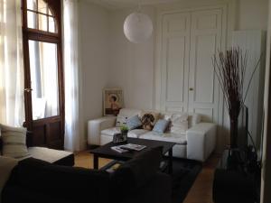 Superbe Appartement meublé avec cachet au centre du vieux Chêne Bourg