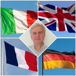 Leçons et répétitions en ligne d'italien et anglais