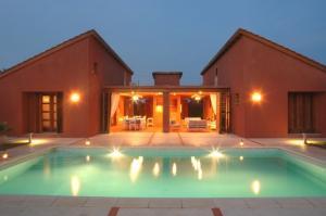 Sénégal villa 5ch avec piscine et personnel