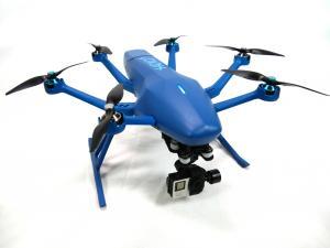 Drone autonome Pro + valise Peli 1600