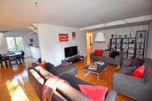Bel appartement duplex à Carouge