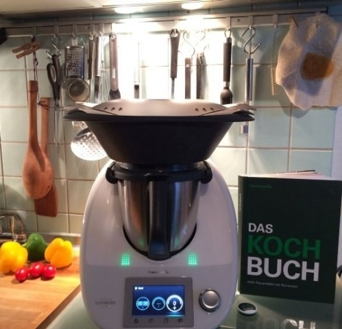 Thermomix tm5 comme neuf - Robot comme thermomix ...
