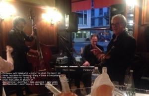 Jazz Biel BIENNE orchestre mariage event