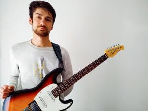 Professeur de Guitare Genève et alentours