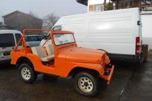Jeep collection CJ5 diesel