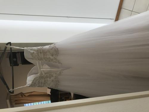Robe de mariage taille 38