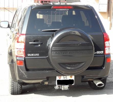 Suzuki Gr. Vitara Edition Limited