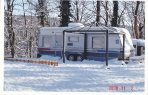 caravane FENDT