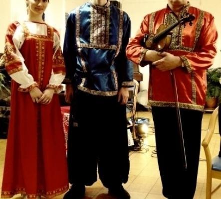 Groupe de musique russe - Charmanka