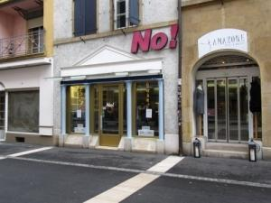 Neuchâtel-Centre: Grand local commercial