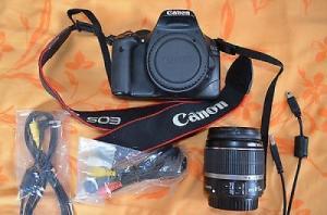 Appareil Photo Boitier Canon 550d