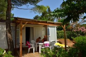 Chalet et mobil-home à louer Sud de la France-Hérault