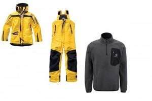 Henri Lloyd: Cirés, vestes, combinaisons