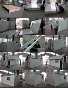 Habitations et maisons containers