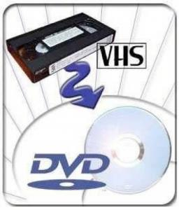 Conversion vhs et MiniDVen dvd