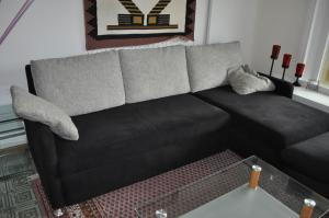Vends canapé lit d'angle Katrin Pfister