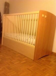 Chambre de bébé (ensemble ou séparé)