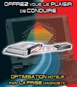 Optimisation et Reprogrammation de moteur