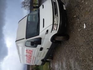 Iveco dally 2006 blanc