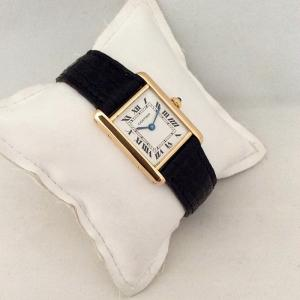 Montre Watch Cartier Tank Louis Cartier