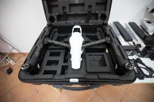 Drone DJI Inspire 1 V. 1.0 Zenmuse Z3