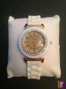 des montre en silicone neuve