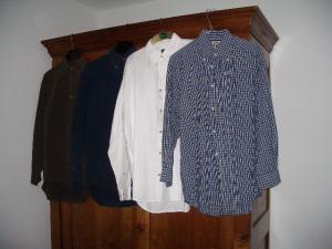 Chemises en très bon état taille S