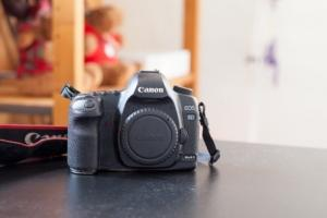 Canon 5D mark II + Cours photo offerts!
