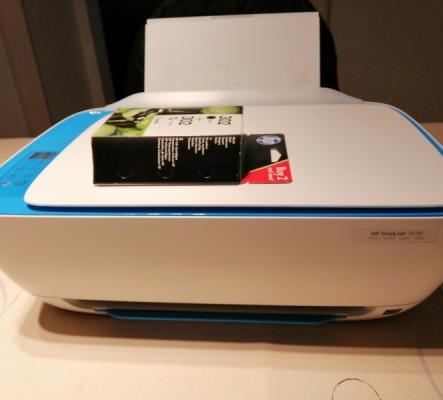 Imprimante et scanner HP deskejet 3639