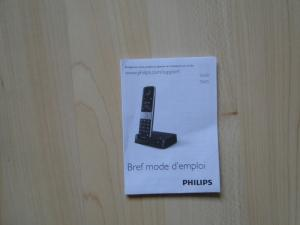 A vendre telephone Philips D630