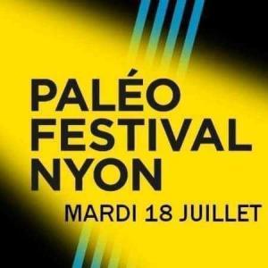 2 x Paleo Festival Nyon Mardi 18.07.17