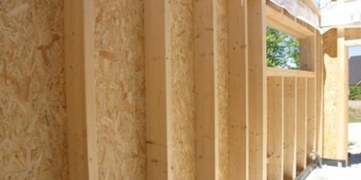 Extension de maison ossature bois préfab