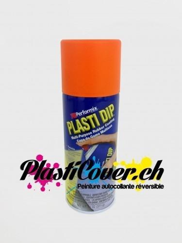 Plasticover - Plastidip Orange mat - spray