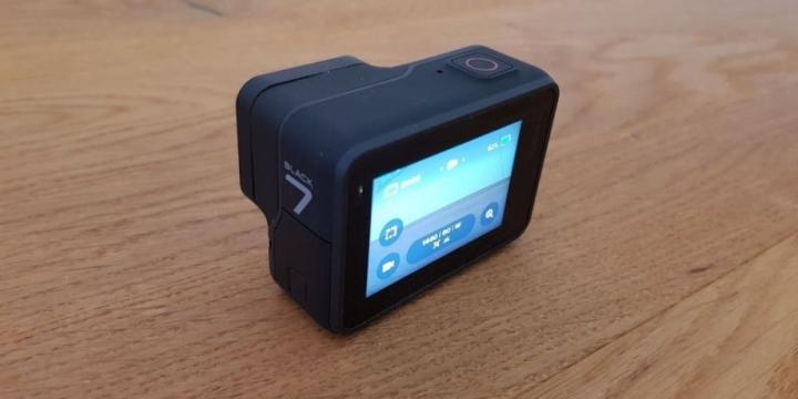 GoPro Hero 7 Black inkl. Zubehör