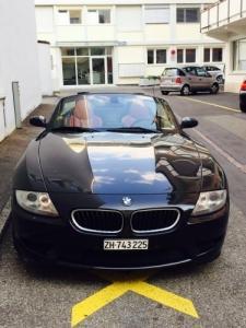 BMW Z4 M Roadster (Cabriolet)
