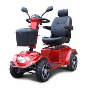Scooter électrique 4 roues pour PMR