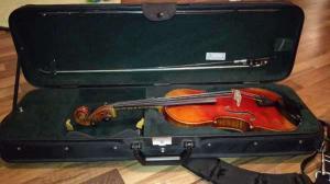Très beau violon 4/4 (entier) de 1899 (prix sur demande)