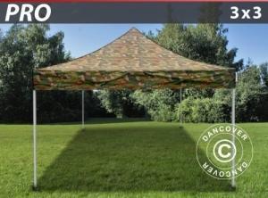 Faltzelt FleXtents PRO 3x3m Camouflage
