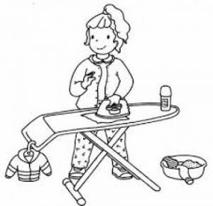 Repassage a domicile et ménage