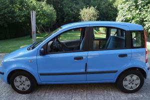 Vends Fiat Panda 1.2