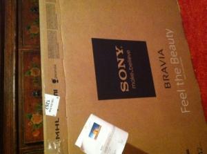 Neuve Télé Sony Kdl-42W655A