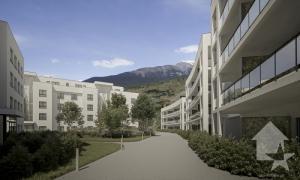 Appartement Minergie dans un magnifique écoquartier au coeur du Valais