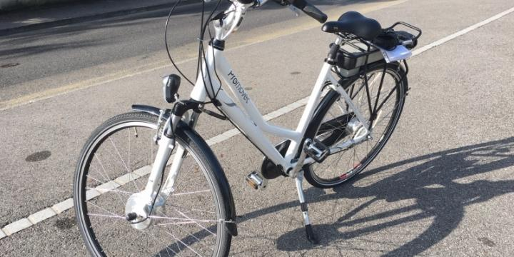 Vélo électrtique femme-standart