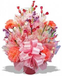 Candy Bouquet. Un beau cadeau